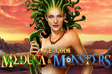 Age of the gods: medusa & monsters