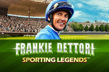Frankie dettori: sporting legends